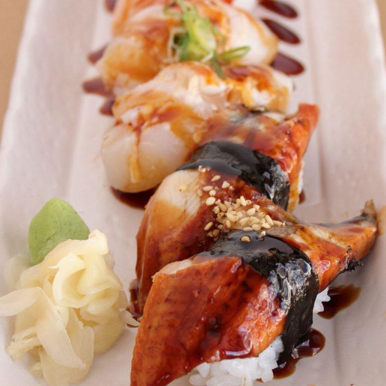 Aburi Sushi Platter